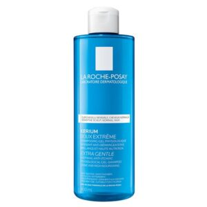 la roche posay kerium doux shampoing apaisant cuir chevelu sensible 400ml 1
