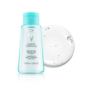 vichy purete thermale demaquillant waterproof biphase yeux sensibles 100ml 1